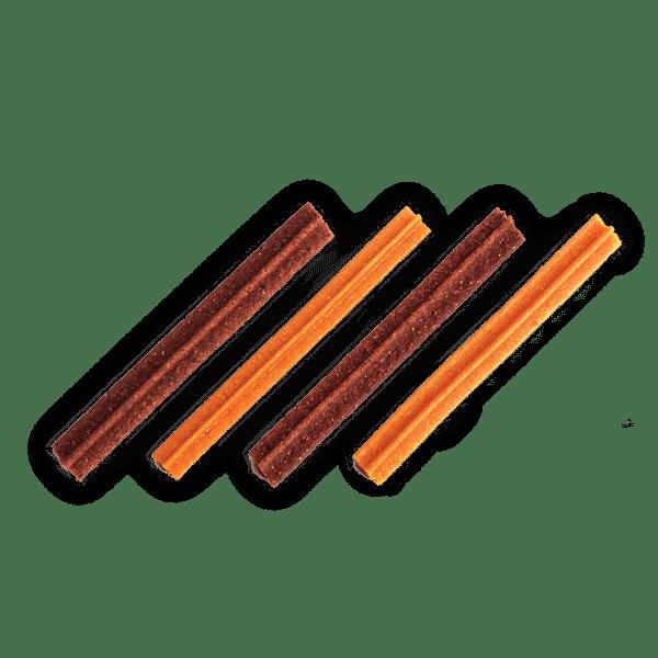 barres colorées naturelles à mâcher chien Greenheart Premiums