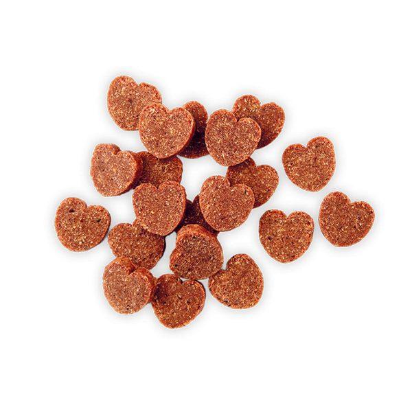 Friandises Chien Coeur Rouge Greenheart Premiums
