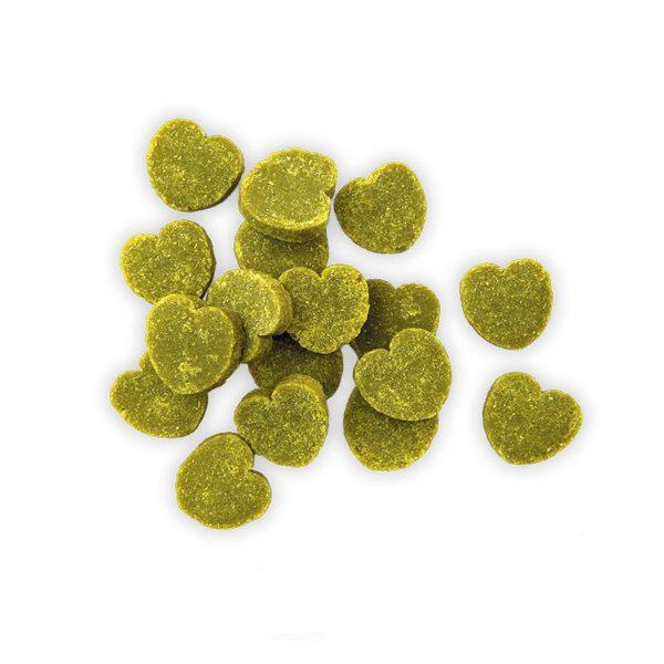 Friandises Chien Coeur Vert Greenheart Premiums