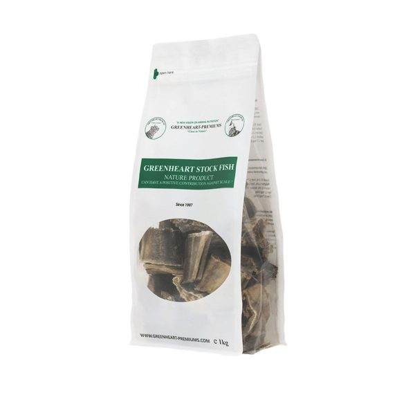 Friandises Chien au Poisson Séché Greenheart Premiums