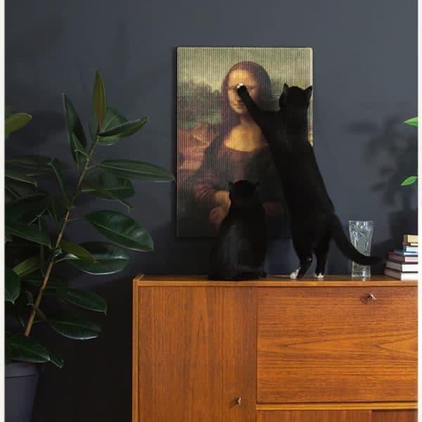Griffoir Joconde ou Mona Lisa Lord Lou pour les chats