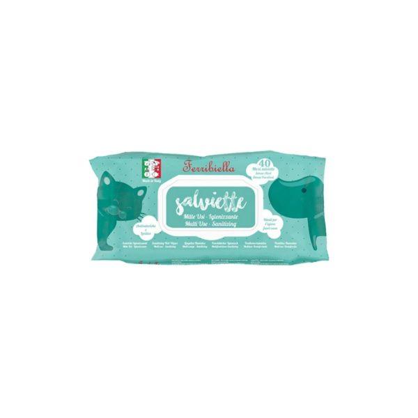 lingettes multi usage Ferribiella