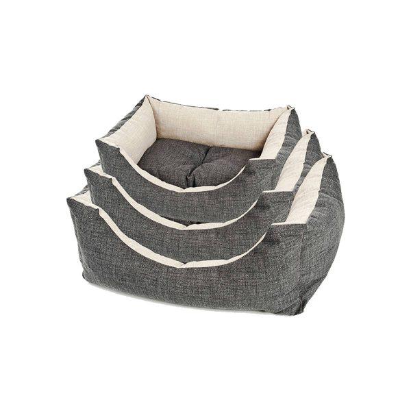 Ferribiella panier chien chat, un lieu rêvé pour une sieste douillette ou pour se reposer confortablement.