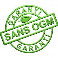"""""""Garanti Sans OGM"""" Label"""