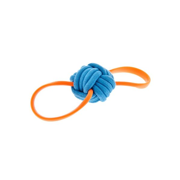 Balle corde Fuxtreme très résistant pour chien Ferribiella