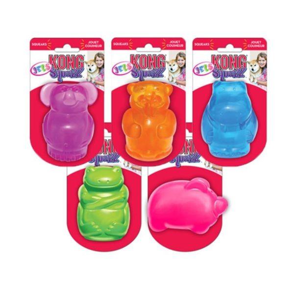 Kong-Jeux-Chien-Squeezz-Jels-Super-Croquettes
