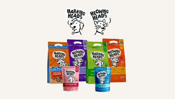 Barking Heads & Meowing Heads